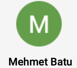 Mehmet Batu