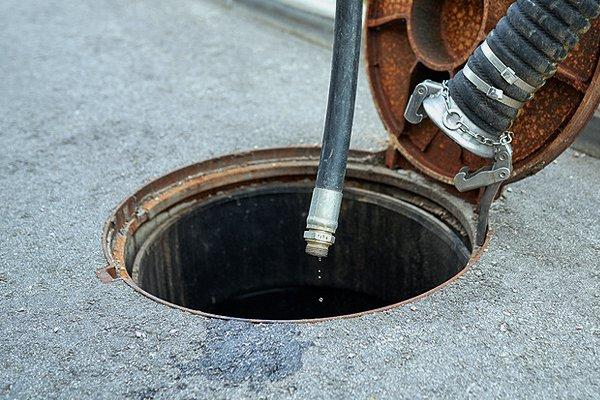 Kanalizasyon Logar Açma