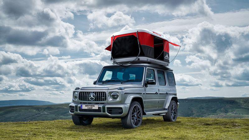 Araç Üstü Çadır için Uygun Kamp Alanları